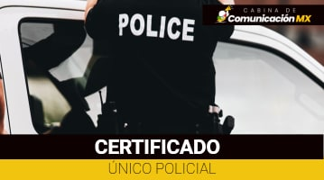 Certificado Único Policial: Qué es, para qué sirve y quién lo avala