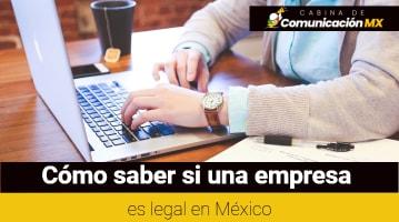 Cómo saber si una empresa es legal en México: Qué es el Registro Mercantil y cómo crear una empresa en México