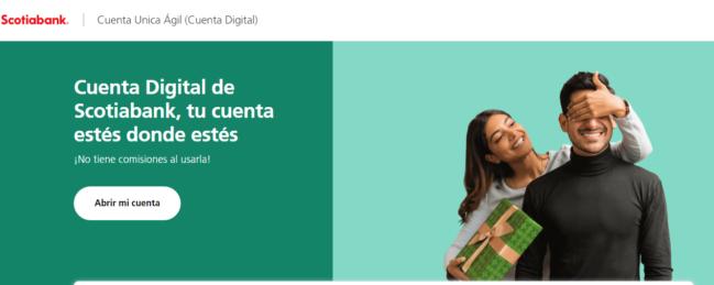 Cuenta Digital de Scotiabank