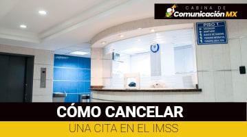 Cómo cancelar una cita en el IMSS: Qué es el IMSS, sus servicios y cómo afiliarse