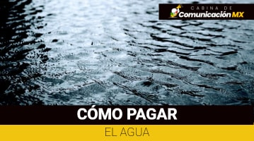 Cómo pagar el Agua: Qué es SACMEX, sus servicios y dónde pagar el agua