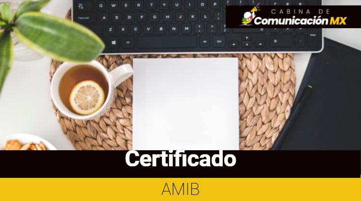 Certificado AMIB: Qué es, para qué sirve y sus requisitos