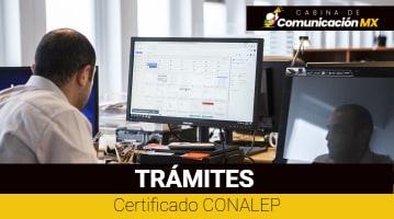Certificado CONALEP: Qué es, cómo tramitarlo y qué lo avala