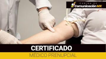 Certificado Médico Prenupcial: Qué es, por qué se necesita y sus bases legales
