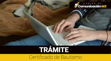 Certificado de Bautismo: Qué es, sus requisitos y cómo tramitarlo
