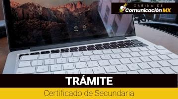 Certificado de Secundaria: Qué es, sus requisitos y cómo tramitarlo