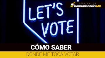 Cómo saber dónde me toca votar en México: Pasos a seguir, formas de ejercer el voto y quiénes pueden votar en México