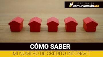 Cómo saber mi número de crédito Infonavit: Tipos de crédito Infonavit, cómo consultar la deuda de crédito y para qué se usa