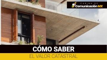 Cómo saber el Valor Catastral: Valor Catastral del Suelo, Valor Catastral de una construcción y de qué trata el Valor Catastral