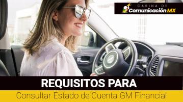 Estado de Cuenta GM Financial: Cómo consultarlo, su impresión y qué es GM Financial