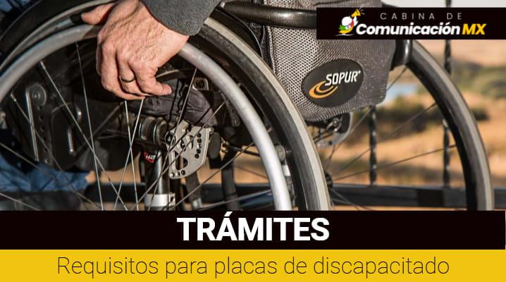 Requisitos para placas de discapacitado: Pasos a seguir, dónde realizar el proceso de placas de discapacitados y quiénes pueden tramitarla