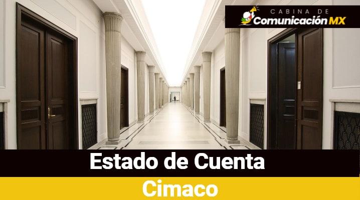 Cuenta Cimaco: Su consulta, qué es Cimaco y su registro