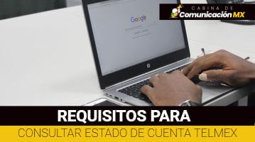 Estado de Cuenta Telmex: Cómo imprimirlo, su descarga y cómo pagarlo