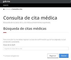 consulta cita medica