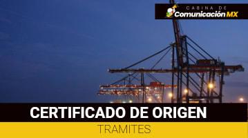 Certificado de Origen: Qué es, cómo tramitarlo y sus requisitos