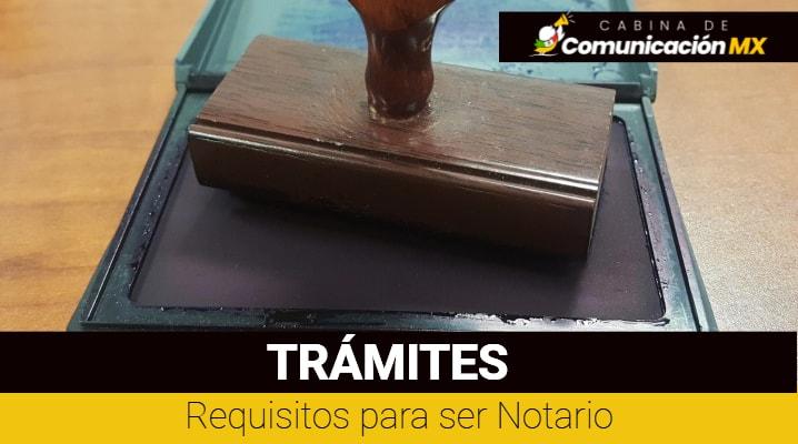 Requisitos para ser Notario: Funciones de un Notario Público y motivos para suspender a un Notario en México