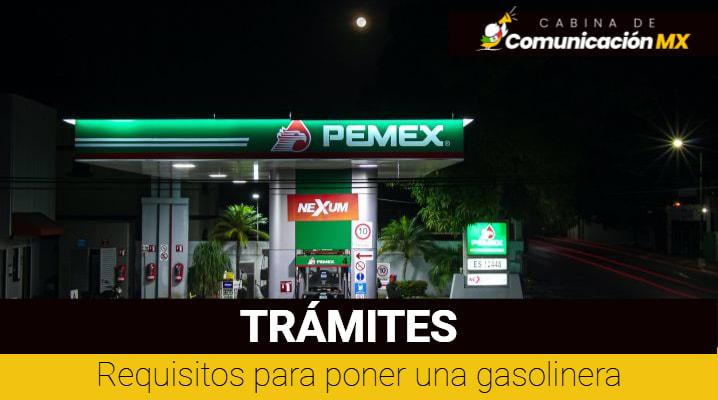 Requisitos para poner una gasolinera: Pasos a seguir para montar una gasolinera, qué es PEMEX y franquicias PEMEX