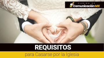 Requisitos para Casarse por la Iglesia: Importancia de una boda por la Iglesia, padrinos y dónde puede efectuarse
