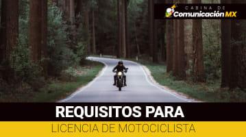 Requisitos para Licencia de Motociclista: Modalidad online, presencial, dónde tramitar la Licencia de Motocicleta, y costo