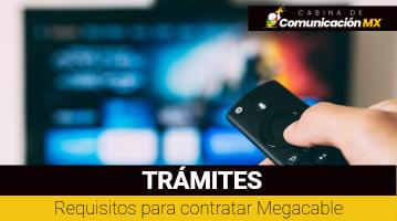 Requisitos para contratar Megacable: Documentos requeridos, cómo contratar Megacable y cómo consultar Estado de Cuenta Megacable