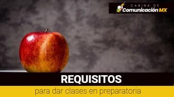 Requisitos para dar clases en preparatoria: Cómo obtener la autorización para dar clases en preparatoria, bases legales e inscripciones en la Secretaría de Educación Pública