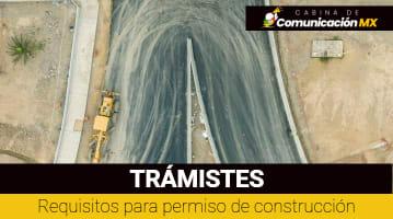 Requisitos para permiso de construcción: Para obra Menor, obra Mayor, documentación requerida y obras que necesitan un permiso de construcción