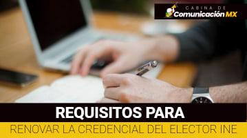Requisitos para renovar la Credencial de Elector INE: Para qué sirve la Credencial INE, para qué sirve y cómo renovarla