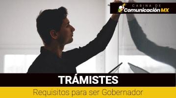 Requisitos para ser Gobernador: Funciones de un Gobernador en México, mandato y sus obligaciones