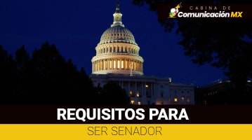 Requisitos para ser Senador: Características de un Senador y Camara de Comercio en México