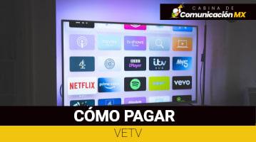Cómo pagar Vetv: Qué es Vetv, sus servicios y paquetes
