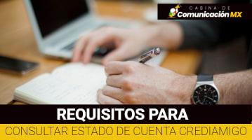 Estado de Cuenta Crediamigo: Cómo imprimirlo, su consulta y qué es Crediamigo