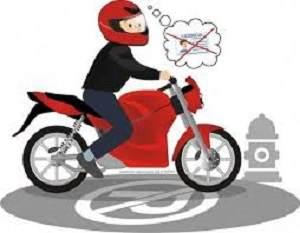 infracciones más comunes de los motorizados