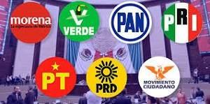partidos políticos en mexico