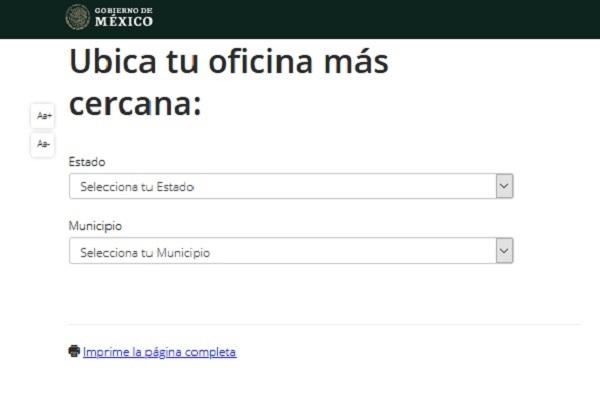 OFICINAS DE L INSTITUTO MEXICANO DE LA SEGURIDAD SOCIAL
