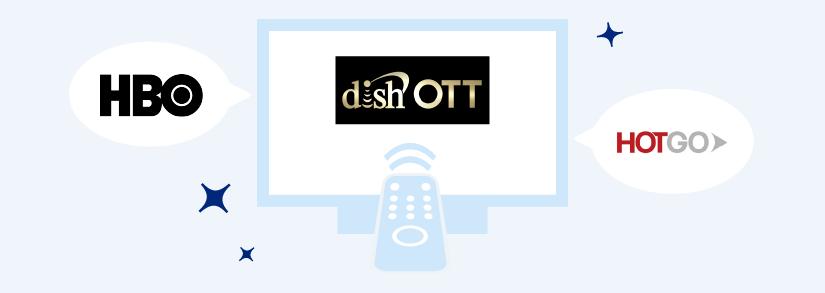 Qué es Dish OTT