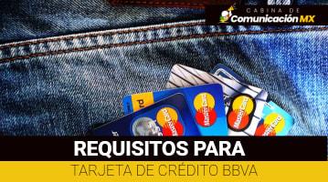 Solicitar Tarjeta de Crédito BBVA: Qué es el Banco BBVA, sus servicios y requisitos para solicitar la Tarjeta de Crédito