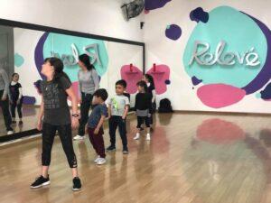 RELEVÉ Escuela de Baile