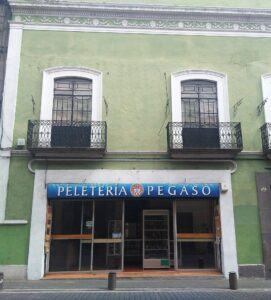 Peletería Pegaso