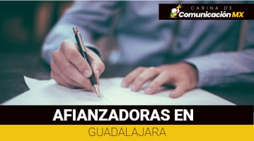 Afianzadoras en Guadalajara