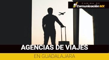 Agencias de viajes en Guadalajara
