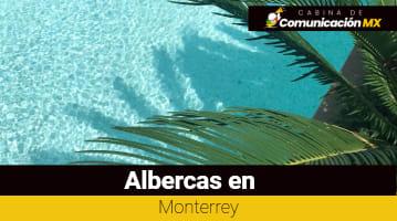 Albercas públicas en Monterrey