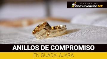 Anillos de compromiso en Guadalajara