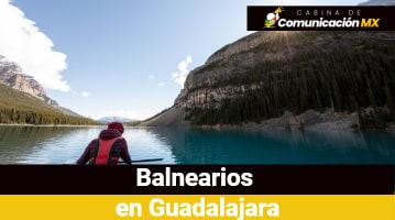 Balnearios en Guadalajara