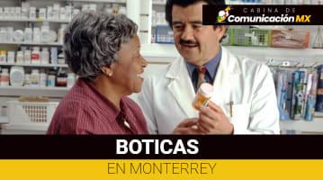 Boticas en Monterrey