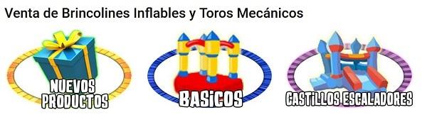Brincolines en Guadalajara