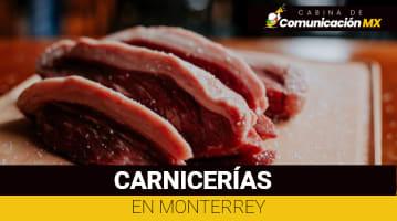 Carnicerías en Monterrey