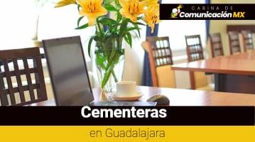 Cementeras en Guadalajara