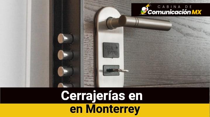 Cerrajerías en Monterrey