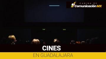 Cines en Guadalajara