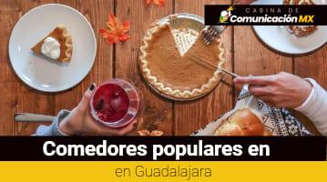 Comedores industriales en Guadalajara